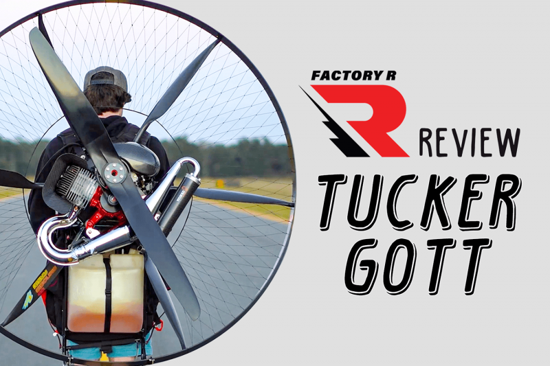 Factory R - Tucker Gott